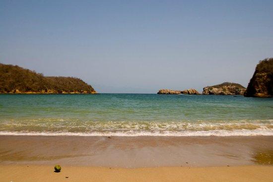 Playas Paraiso: Admiring