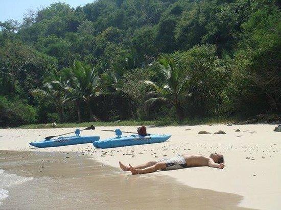 Playas Paraiso: Getting ready