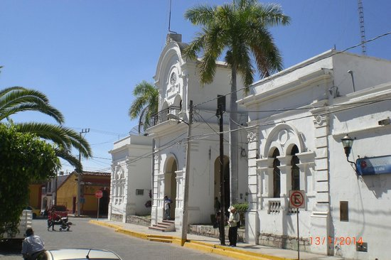 Copala: Concordia City Hall and Police Station