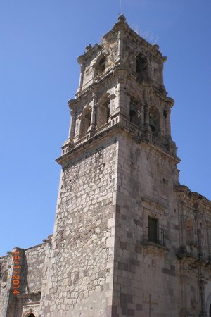 The Church at Copala