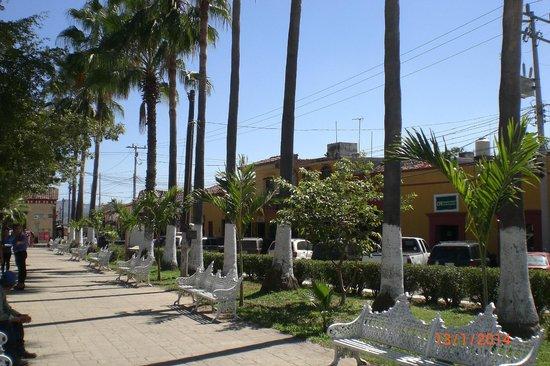 Copala: Concordia Streetscape