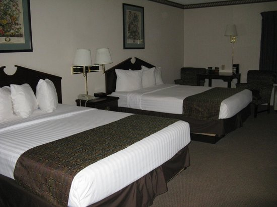 BEST WESTERN Meander Inn: Beds