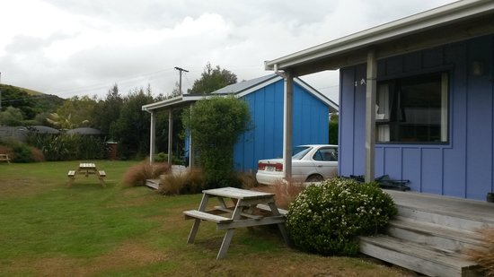 Catlins Newhaven Holiday Park : cabin