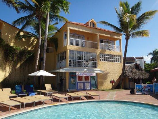 Vh Gran Ventana Beach Resort Gym And Kids Play Area