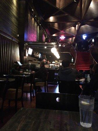 AMI Japanese Restaurant: Interior of Ami