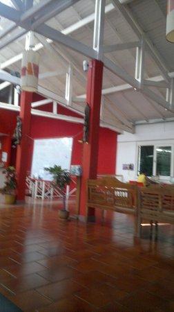 Hostel Inn Iguazu : Zona wifi...