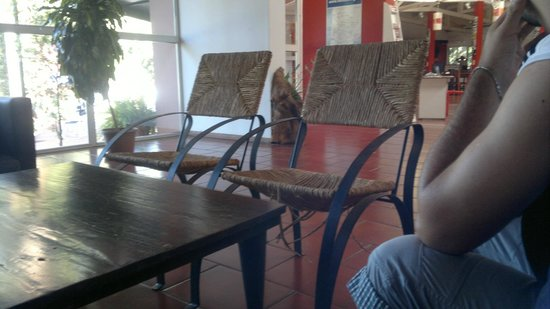 Hostel Inn Iguazu: Punto de encuentro
