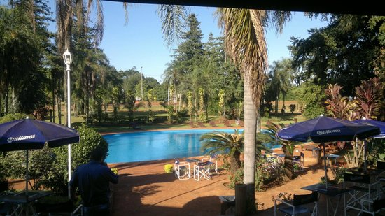 Hostel Inn Iguazu: Amazing pool