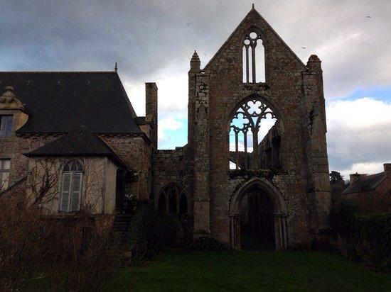 Abbaye De Beauport : Abbaye