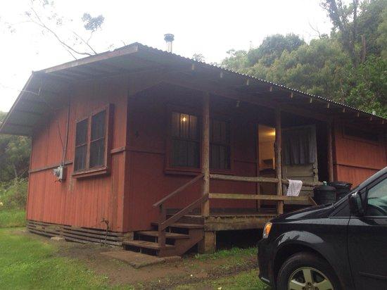 Kokee Lodge: Iliahi Cabin