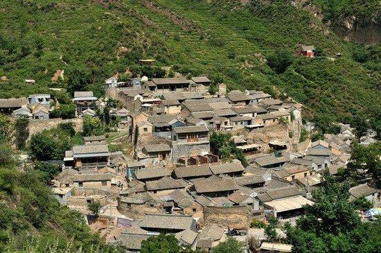 Cuandixia Village : Village