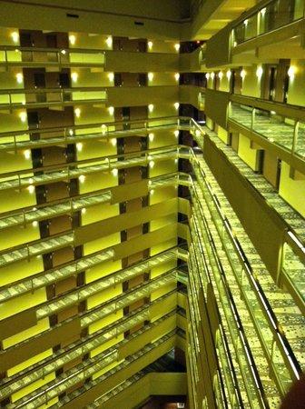 Hyatt Regency Austin: Hyatt Atrium