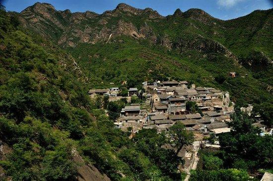 Cuandixia Village : Valley