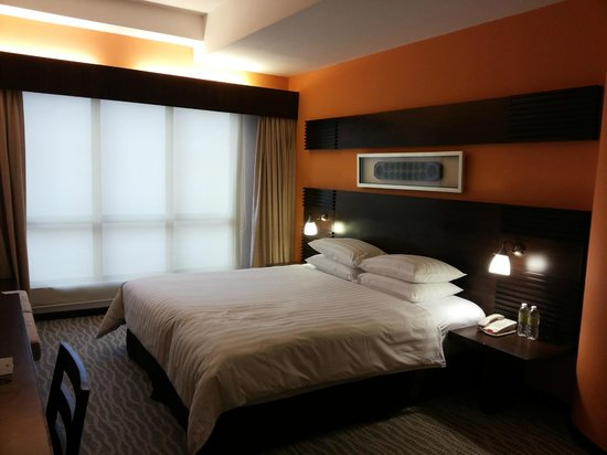 Sunway Pyramid Hotel : Comfortable bed
