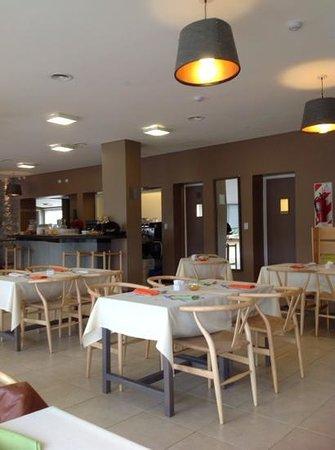 Hotel A.C.A. : restaurant