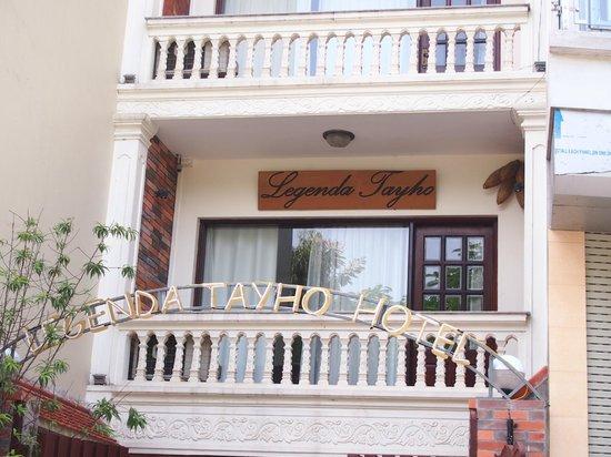 Legenda Tay Ho Hotel