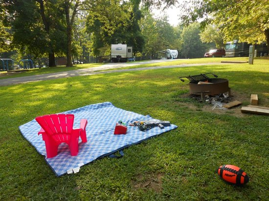 Barkcamp State Park Campground Reviews Belmont Ohio Tripadvisor