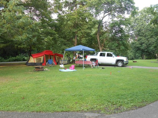 Barkcamp State Park Campground Reviews Belmont Ohio