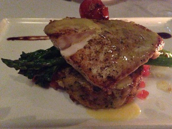 Watergate Restaurant & Lounge Bar : Reef fish (snapper)