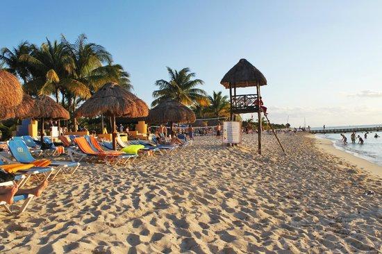 Allegro Cozumel : Beach