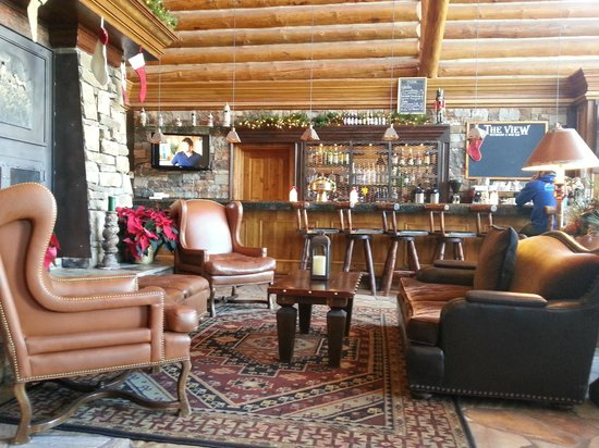 Mountain Lodge Telluride: The View's Bar