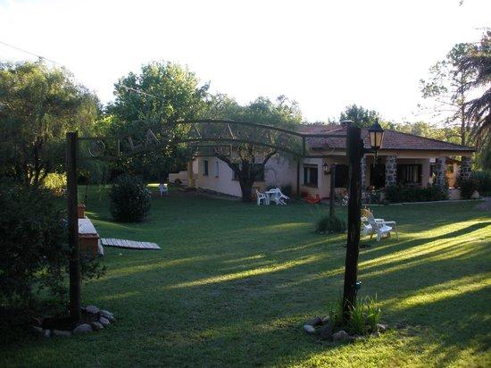 Las Acacias - Posada de Campo: Entrada