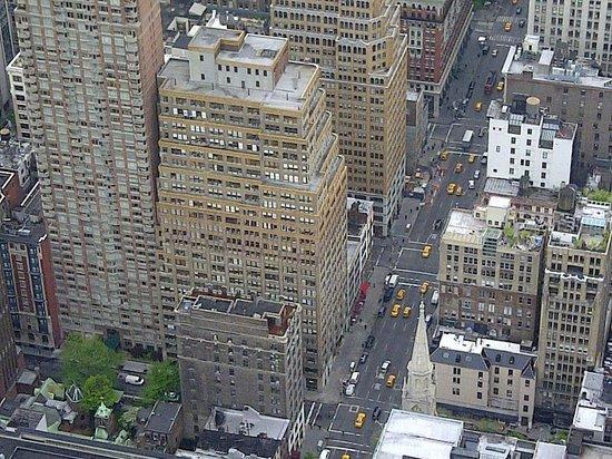 Empire State Building : En lo alto