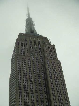 Empire State Building : La punta