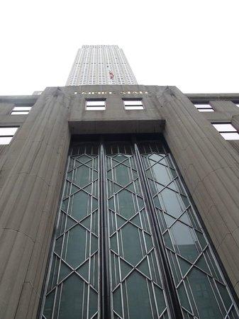 Empire State Building : Fachada