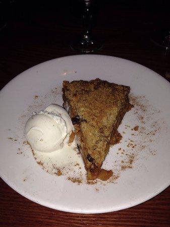 Sublime Restaurant & Bar : Apple Pie a la mode!!! Order it!