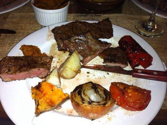 Trasfoguero : Carne