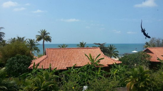 Chen Sea Resort & Spa Phu Quoc: view from terrace