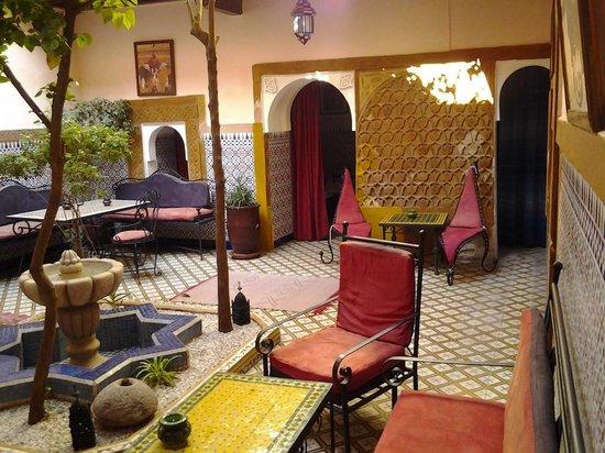 Riad Dar Tamlil: a puro mate