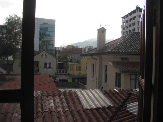 Hostal El Arupo : View from second room