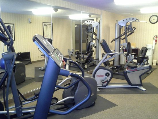 BEST WESTERN PLUS Toronto Airport Hotel: exercise room