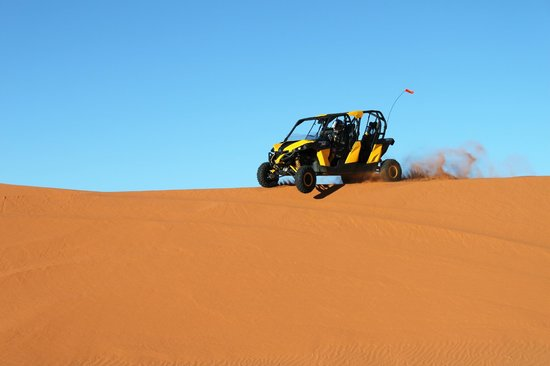 Red Peak Rentals: Riding the dunes at Sand Hollow State Park
