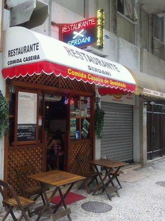 Restaurant Serdani