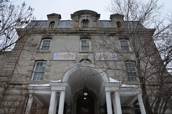 HI Ottawa Jail Hostel : HI-Ottawa Jail Hostel
