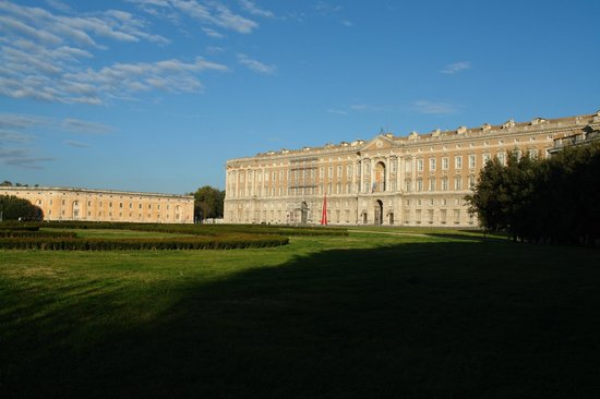 Reggia di Caserta: Royal Palace at Caserta