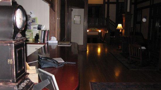 Scotia Inn : Orb still maintaing it's presence