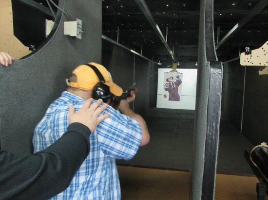 Yellowstone Big Gun Fun : Feb. 16 2014
