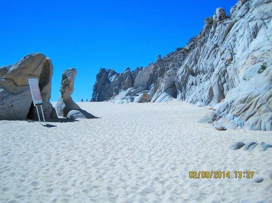 Hotel Riu Palace Cabo San Lucas: Divorce Beach (Pacific Ocean side)