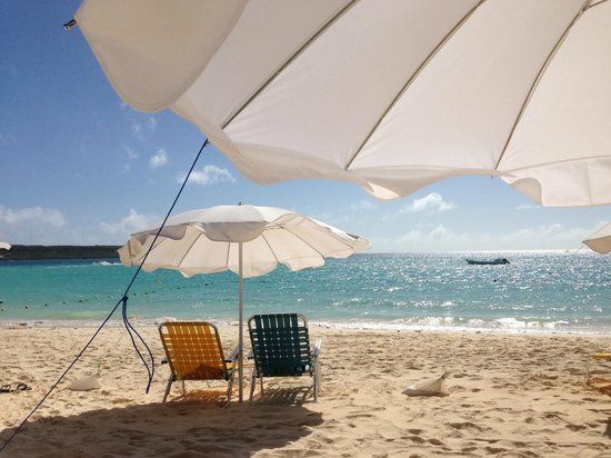 Miyakojima, Japan: 夏の与那覇前浜ビーチ、東急リゾート前にて