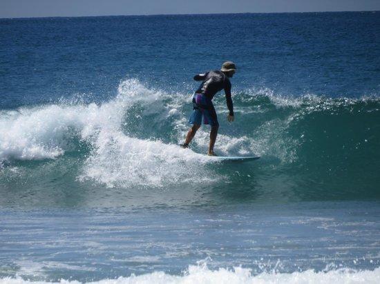 "Playa El Carmen Nalu Surf School Class ""BEN"""