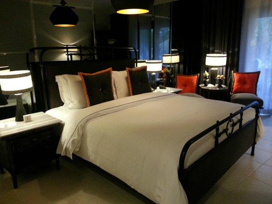 Shinta Mani Angkor: 舒適的房間