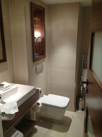 Hotel Indigo Edinburgh: Bathroom (clean)