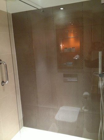 Hotel Indigo Edinburgh: Shower