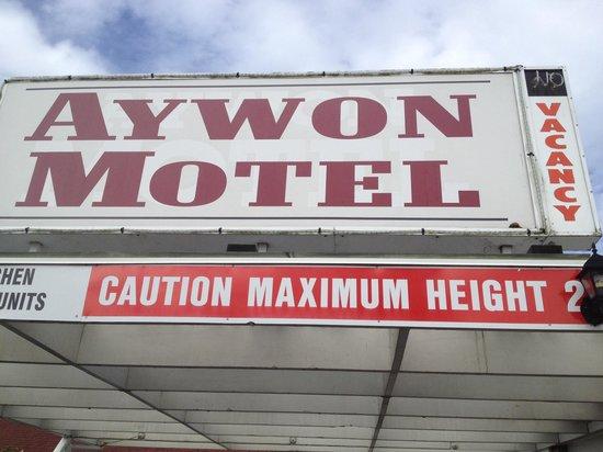 Aywon Motel : I like this place