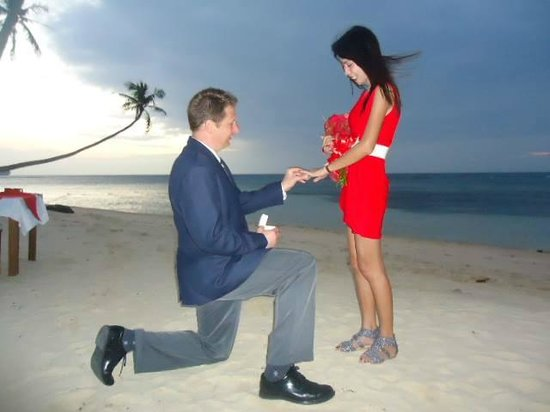 Punta Bulata Resort Spa Wedding Proposal
