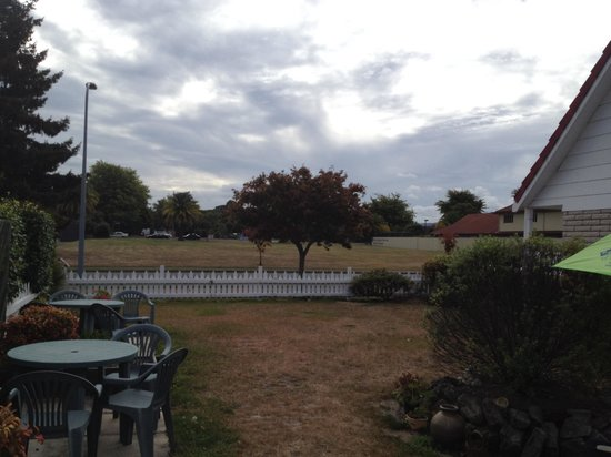 Aywon Motel : View